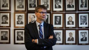 Högsta förvaltningsdomstolens president Kari Kuusiniemi.