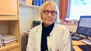 Läkare Auli Hakulinen