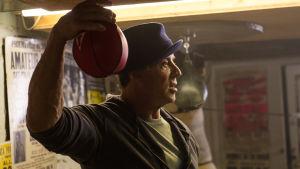 Sylvester Stallone i filmen Creed.