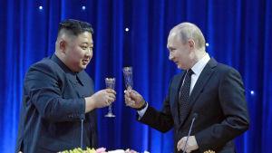 Både Xi Jinping och Kim Jong-Un har nyligen träffat Rysslands president Vladimir Putin och det talas allt mer om att återuppliva trepartsalliansen mellan Kina, Ryssland och Nordkorea
