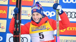 Astrid Uhrenholdt Jacobsen.