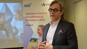 Bild av Markku Mäkijärvi.