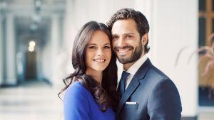 Prins Carl Philip och Sofia Hellqvist