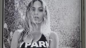 Beyoncé modell för Ivy Park