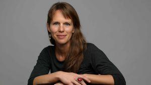 Karin Isberg, författare och livscoach