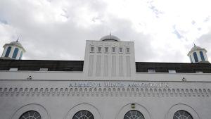 Baitul Futuh-moskén i London.