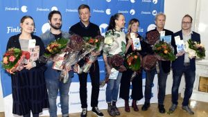 De nominerade till Finlandia Junior-priset.