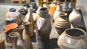 Keramik av Elina Sorainen