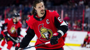 Erik Karlsson lär ha spelat sin sista match för Ottawa Senators.
