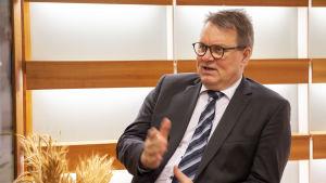Juha Ruippo, kansainvälisten asioiden johtaja, MTK