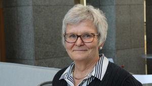 Christina Koikkalainen är skattesakkunnig på huvudstadsregionens skattebyrå.