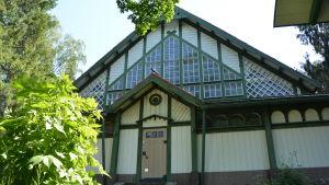 Biologiska museet i Åbo.