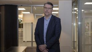 Antti Lehtinen / nTurvapaikkayksikön johtajma / Migri / Helsinki 14.01.2021