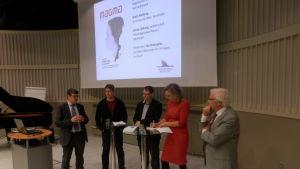Emigrationens orsaker diskuteras i Jakobstad