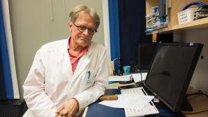 Ortopeden Jan-Magnus Björkenheim.