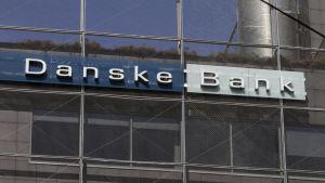 Danske Banks filial i Tallinn i augusti 2018.