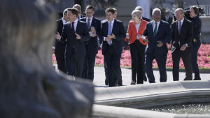 EU-ledare
