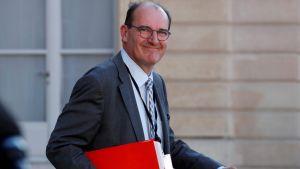 Jean Castex utsågs till Frankrikes nya premiärminister 3.7.2020