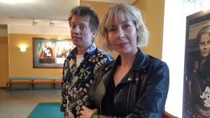 Joon Tervakari och Annika Grof.