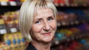 Porträtt på Louise Ring, HR-chef på Axfood.