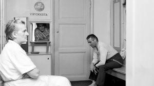 Löyly Oyn sauna Museokatu 44n piharakennuksen toisessa kerroksessa edit