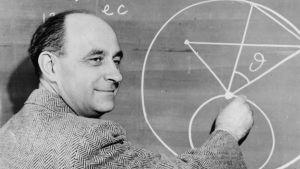 Fysikern Enrico Fermi.