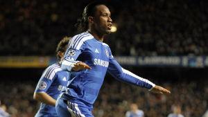 Didier Drogba, december 2011