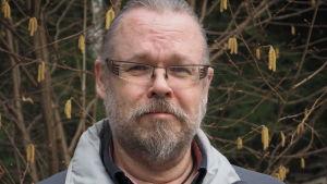Tietokirjailija Markus Hotakainen