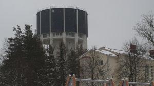 Vattentornet i Villmanstrand.