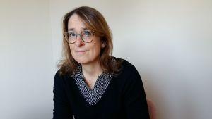 Katarina Fagerström forskar i barnskydd.