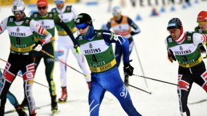 Eero Hirvonen i Lahtis