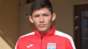 Italo Henrique Macedo Basilio är ny fotbollsspelare i BK-46 i Karis.