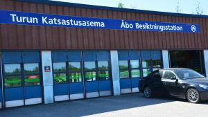 A-Katsastus Åbo-Offerkällsgatan