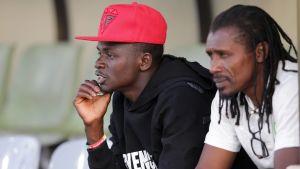 Sadio Mané försöker ta Senegal vidare ur den ovissa gruppen med Colombia, Polen och Japan.
