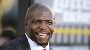 Skådespelaren Terry Crews.