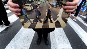 beatles, abbey road