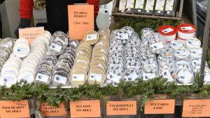 Strömmingsmarknad i Helsingfors 7.10.2018