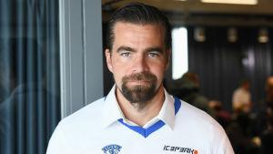 Jussi Ahokas är U20-landslagets chefstränare.