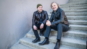 Dani Lybeck och Måns Strömberg