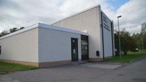 Ungdomsgården i Pojo finns i biblioteket.