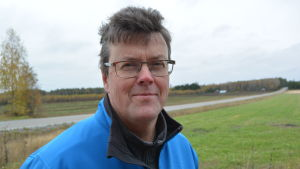 Ole Lillqvist, medlem i gruppen som förhandlar med vindkraftsbolagen för markägarnas räkning.
