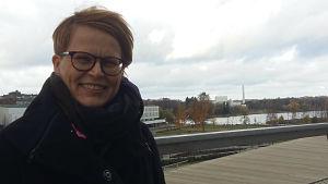 Litteraturvetaren Ulrika Gustafsson.