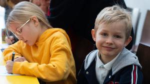 BUU-dagen i Hfors 2019. Porträtt.