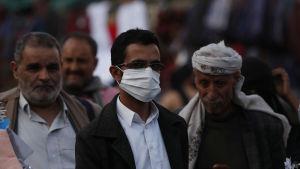 Coronapandemin kan få katastrofala följder i det fattigaste arablandet, som redan lider av krig och den värsta humanitära katastrofen i världen.