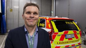 Jari Huhtinen, Finnhems vd.