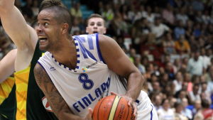 Center, basket