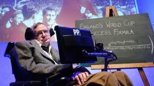 Tiedemies Stephen Hawking