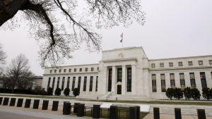 Den amerikanska centralbanken Feds kontor