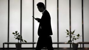 En japansk affärsman