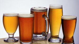 Flera stop öl